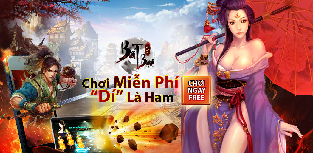 Bất Bại Online mở server mới Đông Tà