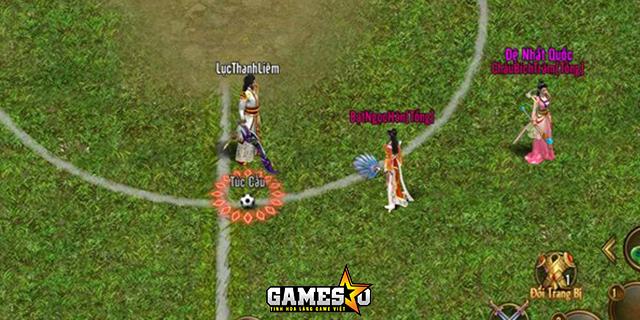 """""""Trên tay"""" ảnh chụp màn hình in-game của Chinh Đồ 1 Mobile"""