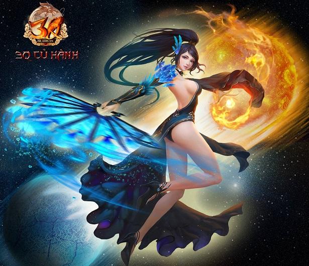 Nữ tướng 3Q Tiểu Kiều cực hot ra mắt cộng đồng 3Q Củ Hành