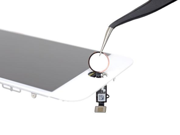 Mổ bụng chiếc iPhone 8 - Lưng kính rất bền nhưng đã vỡ thì gần như khỏi sửa!