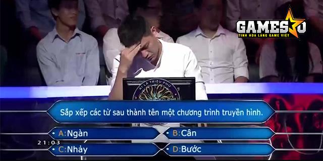 """BLV Mạnh An (VETV) suýt nữa được ngồi ghế """"nóng"""" của Ai Là Triệu Phú"""