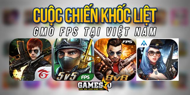 """gMO bắn súng được phát hành tại Việt Nam """"làm ăn"""" thế nào?"""