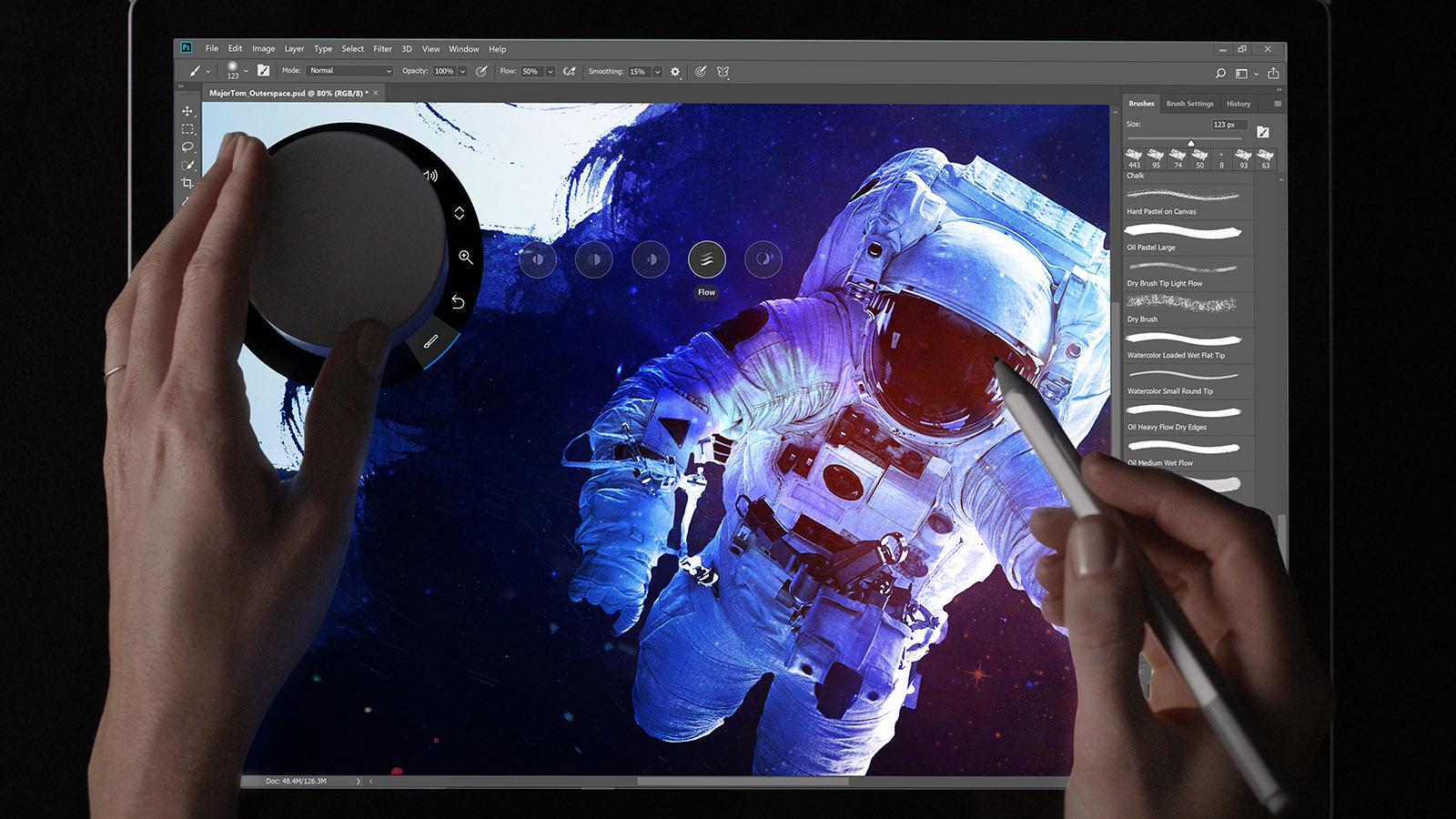 Có gì mới trong phiên bản tháng 10 của Adobe Photoshop CC?