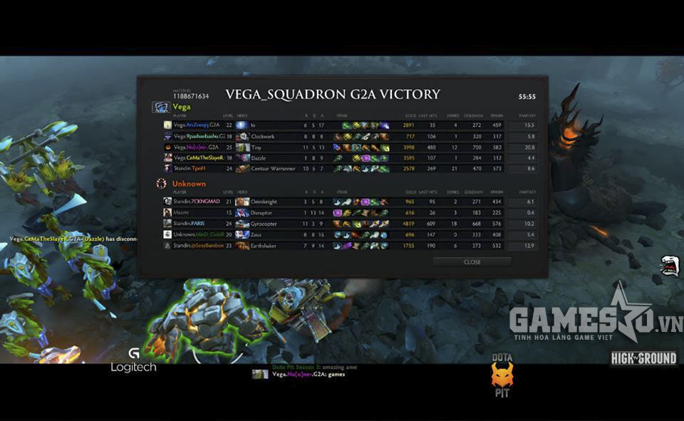 DotaPit mùa 3 nối gót Dota 2 Asia Championship