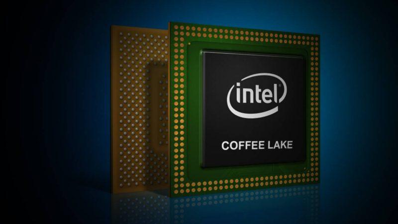 Intel giới thiệu CPU siêu cấp 8 nhân 16 luồng cực mạnh dòng Coffee Lake