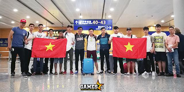 Những đại diện ưu tú nhất làng FPS Việt Nam hội ngộ tại Trung Quốc