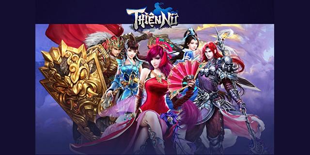 Thiện Nữ Mobile chính thức Open Beta không xoá nhân vật, công phá làng game Việt