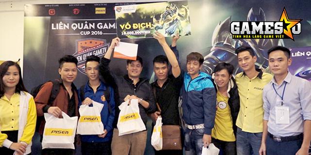 Liên Quân GameTV Cup 2016 – Khu vực Hà Nội tìm được nhà vô địch bất bại