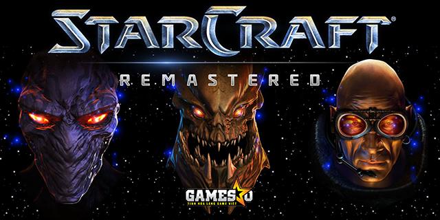 StarCraft Remastered là có thật, ra mắt vào mùa hè năm nay