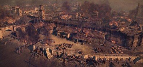 Total War: Attila được thiết kế cho phần cứng tương lai