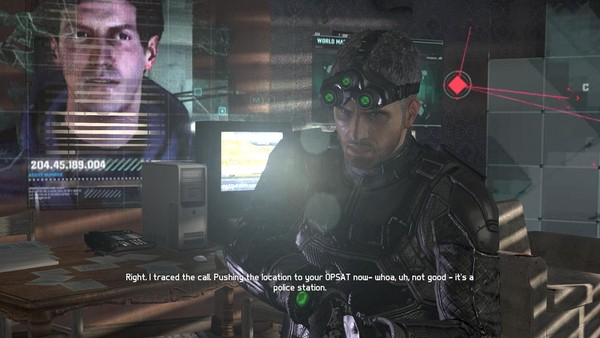 Splinter Cell Blacklist - Game chống khủng bố hấp dẫn không kém một bộ phim bom tấn