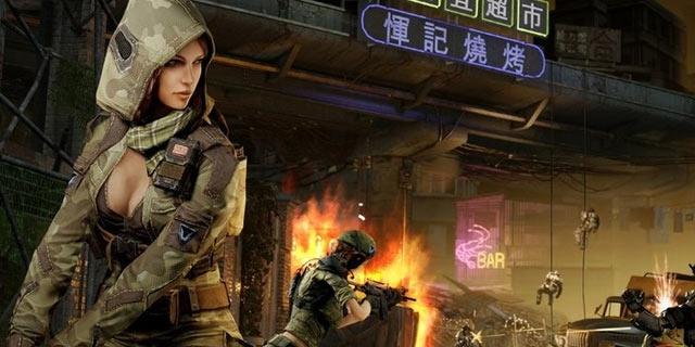 Lý do các nhân vật nữ ít xuất hiện trong game bắn súng