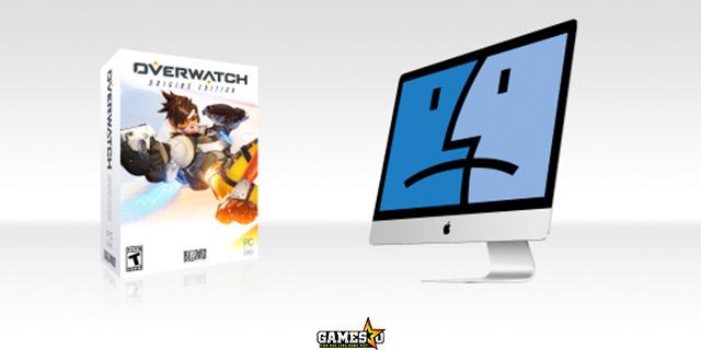 Blizzard dập tắt ngay tin đồn Overwatch sắp có trên Mac