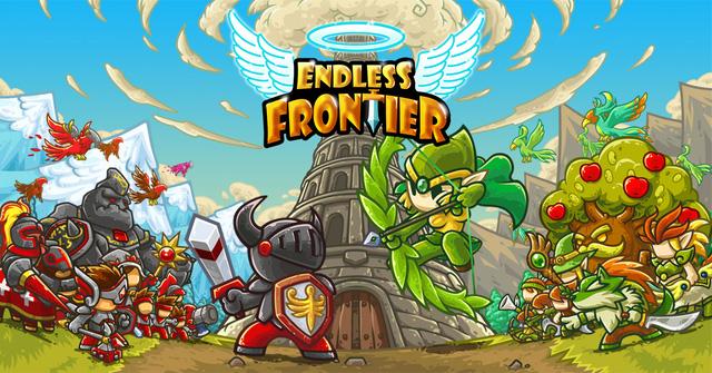 Endless Frontier -  Chiến binh đơn độc trong vòng vây quân địch