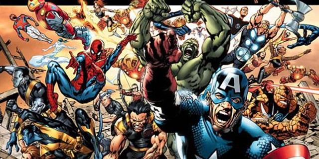 Săm soi quá khứ đầy thú vị của các siêu anh hùng Marvel (P.1)