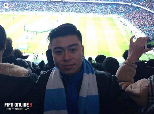 FIFA Online 3: Chuyến đi trong mơ sang Anh quốc của Lê Phú Ninh