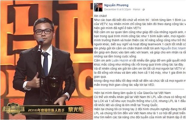 [LMHT] Thấy SofM đánh tuyệt hay, quản lý của Newbee sang Việt nam tuyển ngoại binh
