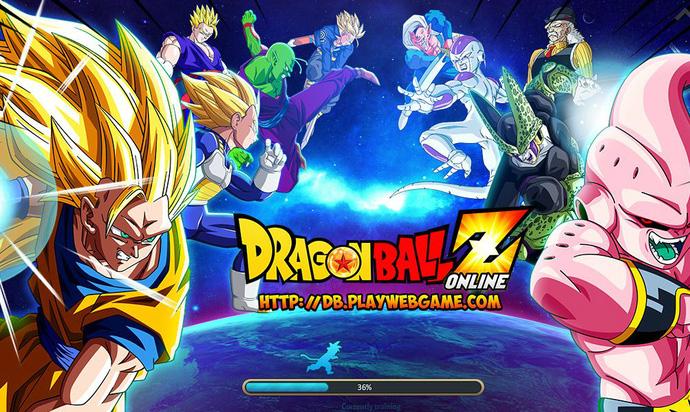 """Dragon Ball Z Online - Tuyệt phẩm """"Bi Rồng"""" sắp cập bến Việt Nam"""