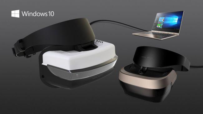 Microsoft tung tai nghe Thực Tế Ảo có giá rẻ nhất thị trường