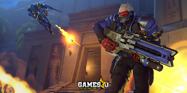[Overwatch] Blizzard sẽ tạo ra một chế độ thi đấu 3v3