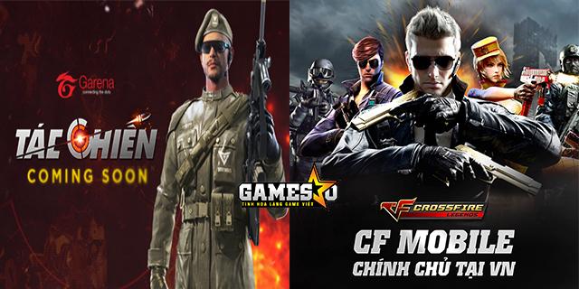 Làng game Việt sẽ bớt nhạt khi các NPH lớn rủ nhau ra mắt gMO bắn súng?
