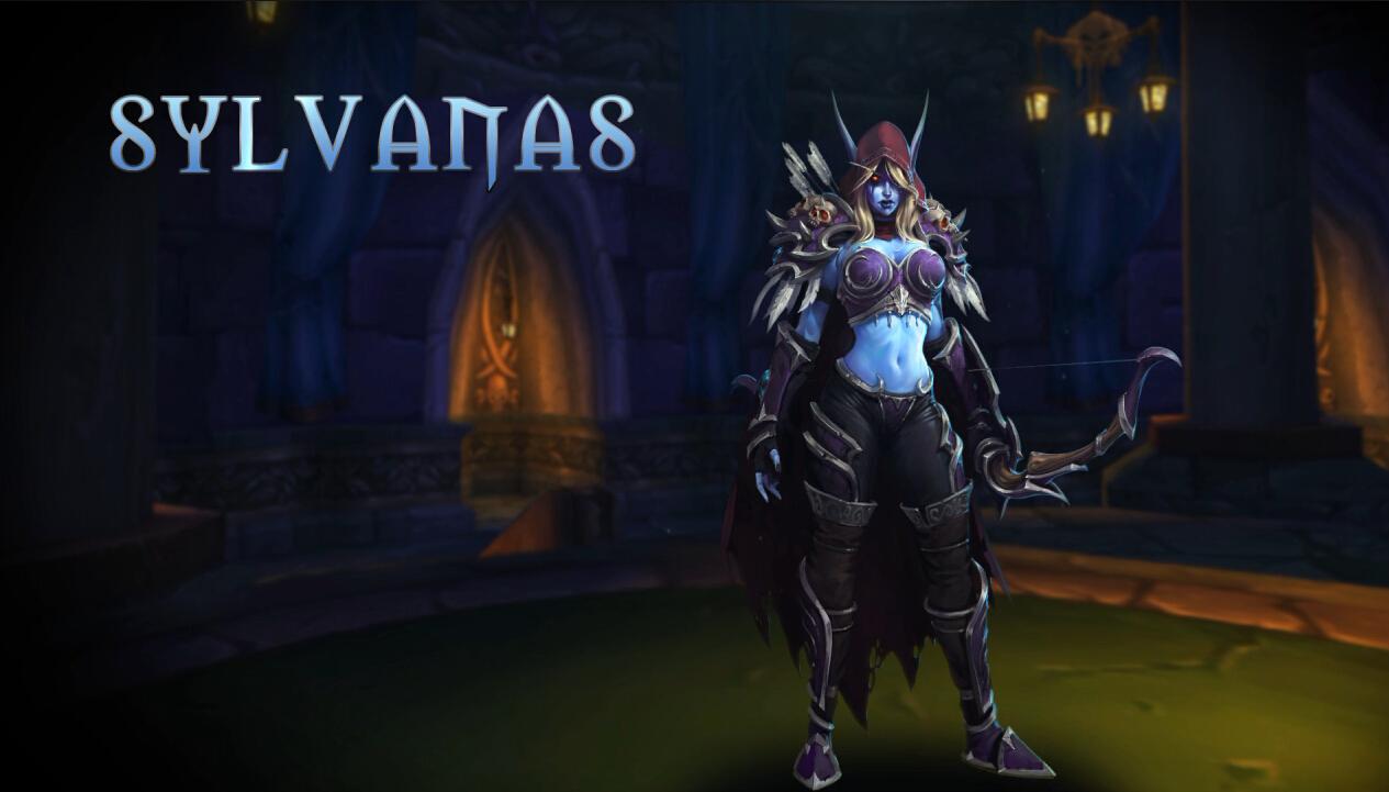 [Heroes of the Storm] Blizzard hé lộ tướng mới Sylvanas
