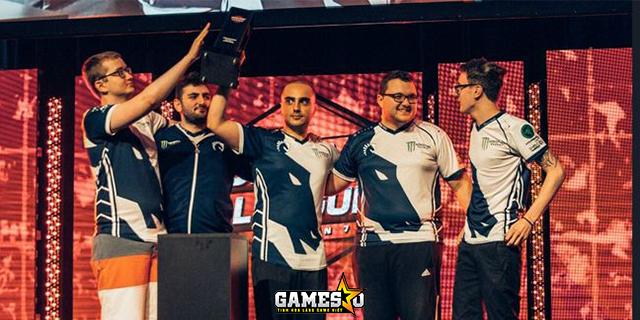 Dota 2: Team Liquid là nhà vô địch của Dreamleague Season 7