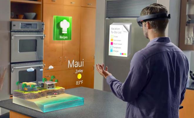 Microsoft công bố bằng sáng chế điều khiển máy tính bằng suy nghĩ, thay vì chuột và bàn phím