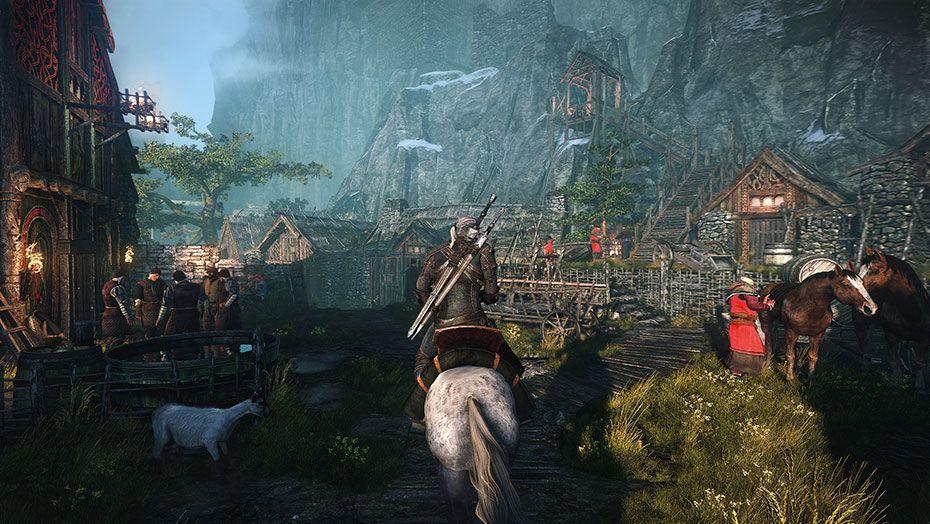 The Witcher 3 Việt hóa lộ diện, dung lượng phim cắt cảnh lên tới gần 5GB