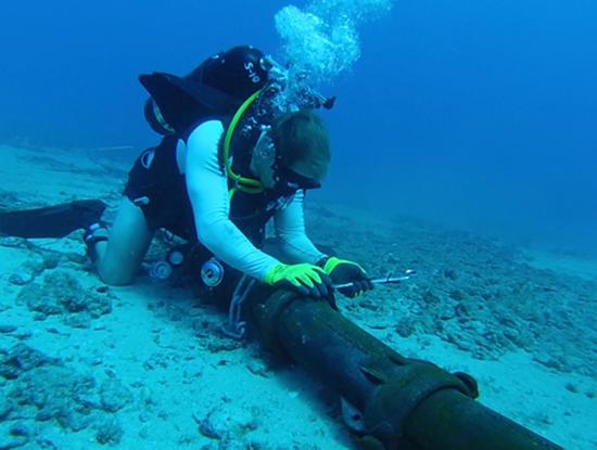 Tuyến cáp APG đã thông, cáp quang AAG sẽ sửa xong trước Tết Đinh Dậu