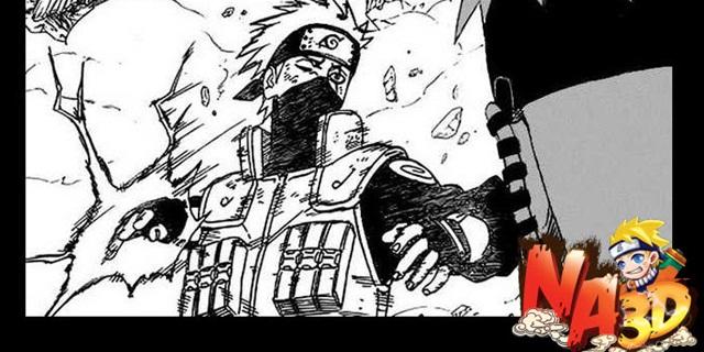 Fan Naruto bàng hoàng trước diện mạo thật của thầy Kakashi ở Chap truyện cuối