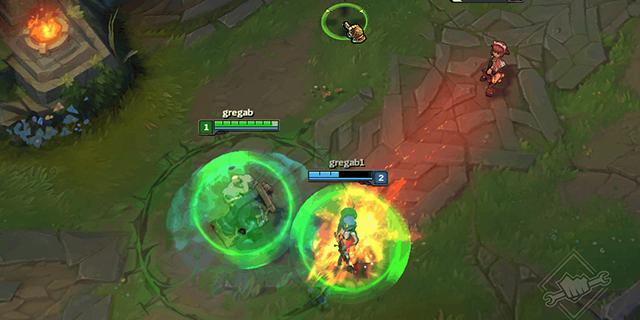 LMHT: Ngọc mới giúp Hỗ Trợ có thêm khả năng tạo giáp hữu ích