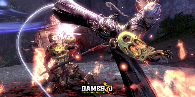VED xác nhận Blade and Soul sẽ có phiên bản Closed Beta tại Việt Nam