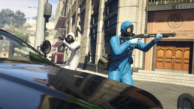 Tình trạng hack tiền sẽ không còn trong GTA Online