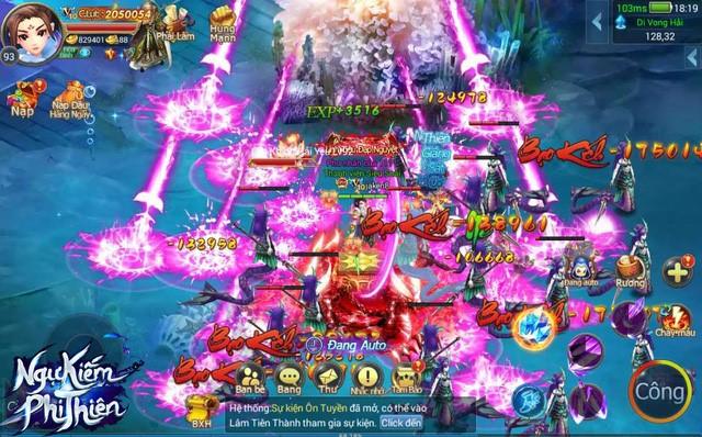 """Ngự Kiếm Phi Thiên - MMORPG """"thế hệ mới"""" chính thức được mua về Việt Nam"""