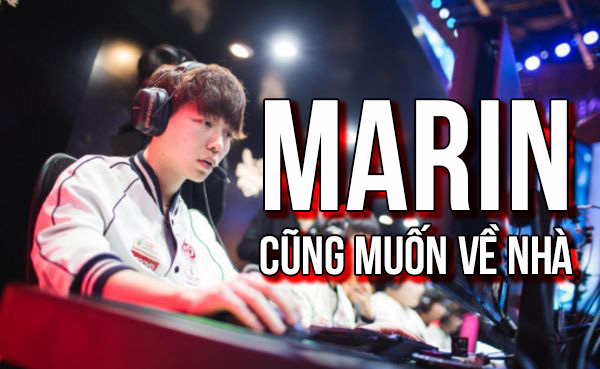[LMHT] MaRin rời LGD, muốn quay trở về Hàn Quốc