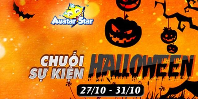 Choáng váng với lễ hội Halloween lung linh sắc màu trong Avatar Star