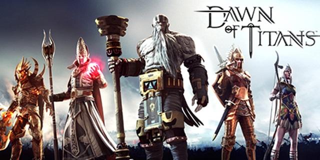 Dawn of Titans - game mobile chiến lược tuyệt vời của Zynga
