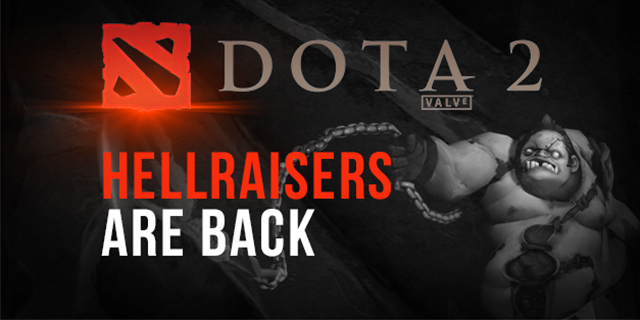 Dota 2: HellRaisers thâu tóm Planet Dog