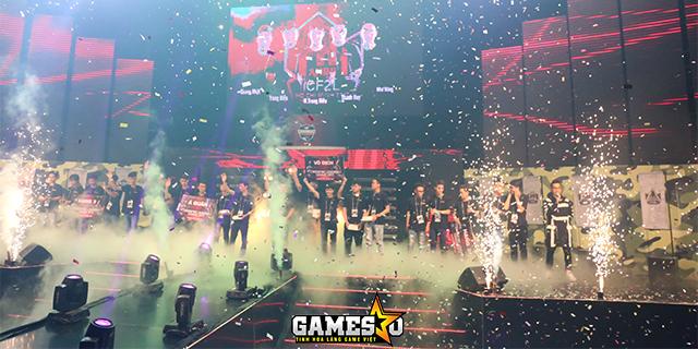 Dấu ấn Chung kết Quốc gia Crossfire Legends 2017 Season 1