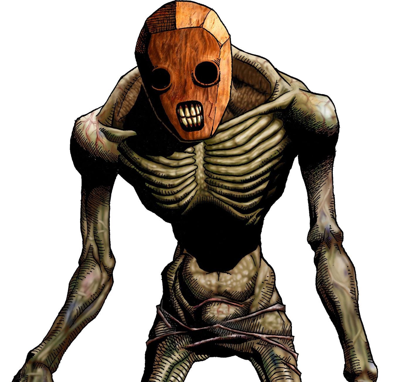 Top 5 quái vật đáng sợ nhất trong game