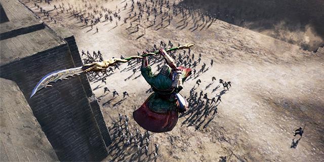 Dynasty Warriors 9 'show' thế giới mở rộng lớn trong video gameplay mới