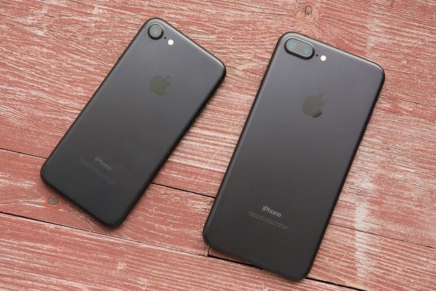 iPhone 7, 7 Plus là smartphone bán chạy nhất thế giới