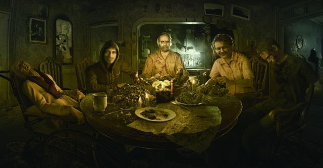 Game thủ sẽ mất đến 15 tiếng mới có thể phá đảo Resident Evil 7