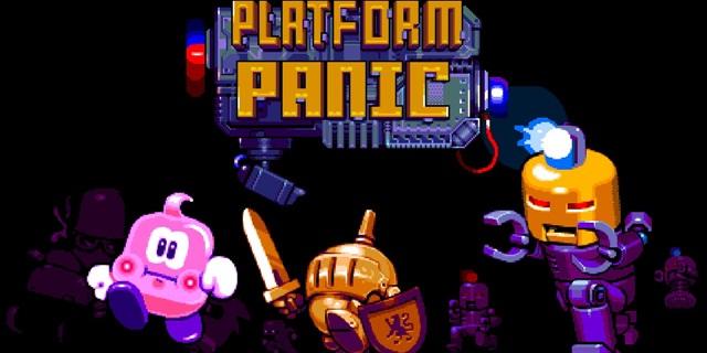 Đánh giá Platform Panic - game mobile mang đậm phong cách MegaMan.
